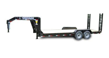 gooseneck utility trailers
